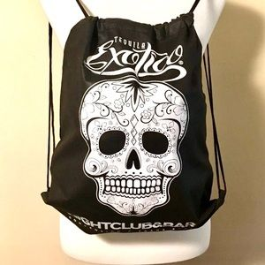 2/$10, 3/$12 NEW Exotico Tequila Skull Backpack